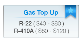 Gas Top Up Promotion